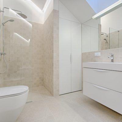 toilet flooring
