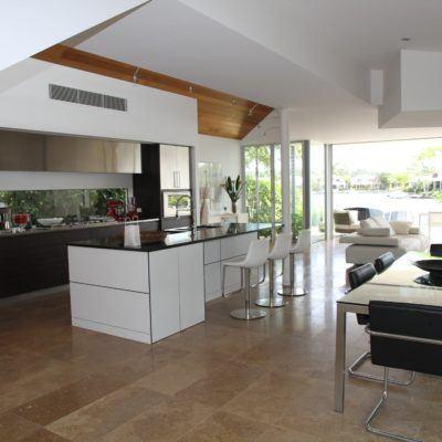 large kitchen floor tiles